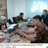 Training Total Productive Maintenance (TPM), Tanggal 16-17 Februari 2015