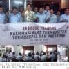 Training Kalibrasi Termocopel & Termometer, 01-02 mei 2015 padang